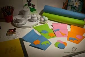 Easter season'18: in the children world