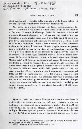 Sicilia 1860 di Gaetano Falzone