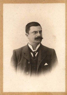 Giuseppe Basile medico nipote dell'omonimo medico garibaldino