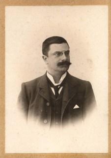 Giuseppe Basile medico nipote dell'omonimo medico garibaldino.