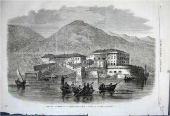 Garibaldi al Forte Varignano