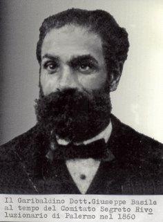Giuseppe Basile garibaldino