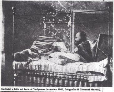 Garibaldi convalescente