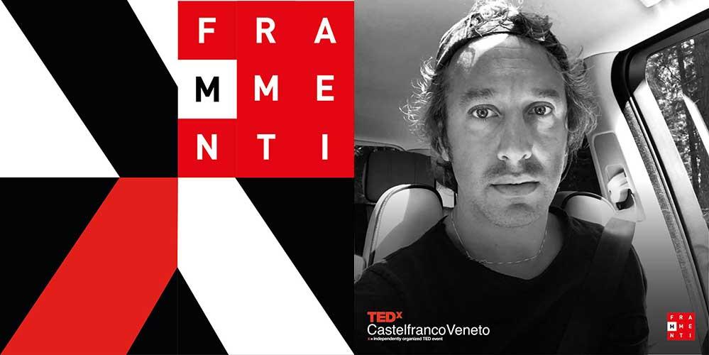 Giorgio Pirolo scelto fra gli speaker di TEDx