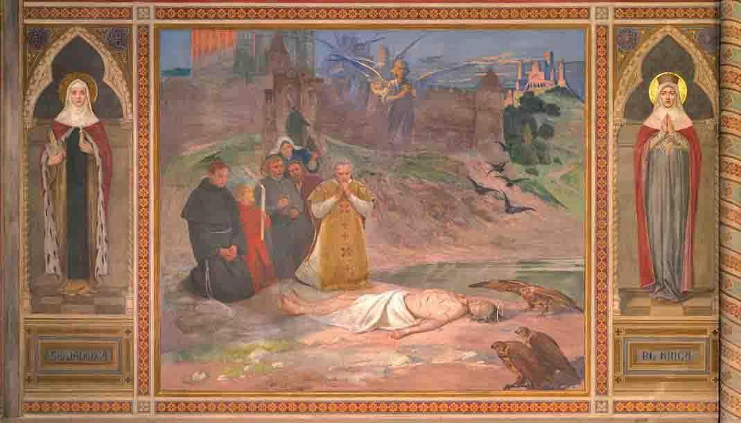 """La """"Cappella Polacca"""" del Santo"""