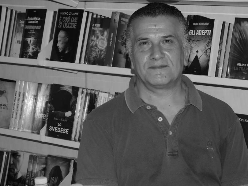 Il poeta Flavio Almerighi