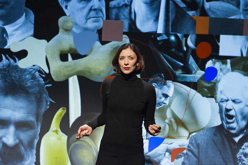 Peggy Guggenheim torna al Teatro de LiNUTILE