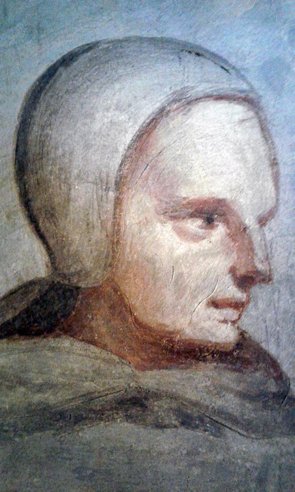 Monumento Matteo Ferchio (1671) Giovanni Duns Scoto