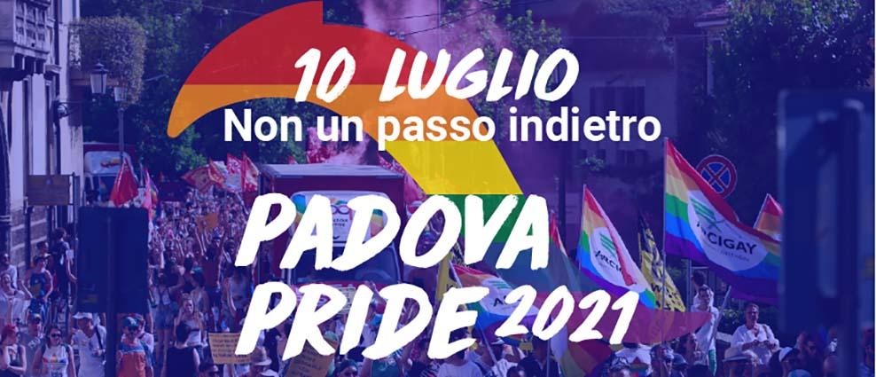 L'orgoglio LGBTQIA+ invade Padova