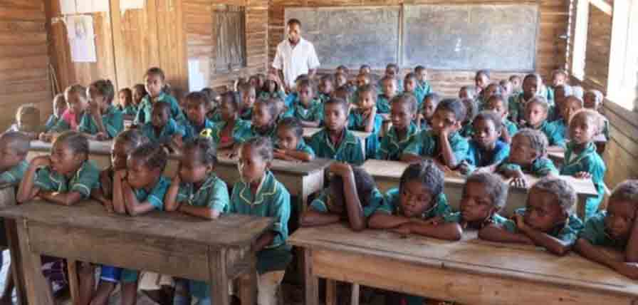 PensieriParole ONLUS costruirà una scuola in Madagascar