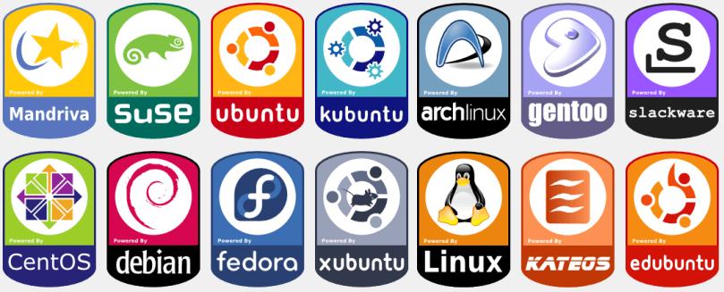 Linux : Cos'è e perchè usarlo!Esempio di distribuzioni linux.
