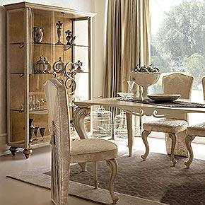 Ambienti e soggiorni classici arredamento del soggiorno