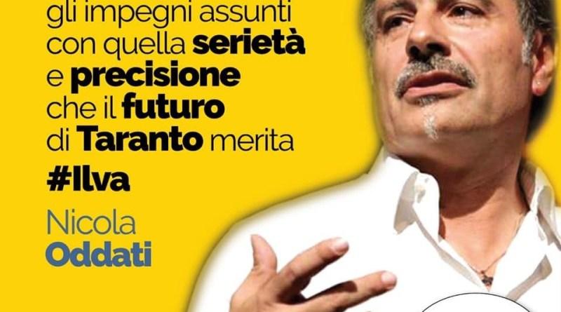 Ex-Ilva, il PD nazionale viene a dettare la linea su Taranto