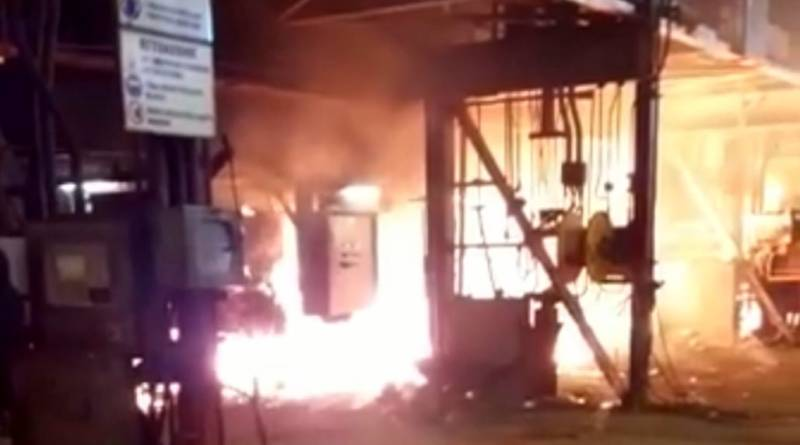 Ennesima tragedia sfiorata sugli impianti ArcelorMittal