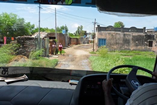 Abgelegene Dörfer ohne medizinische Versorgung.