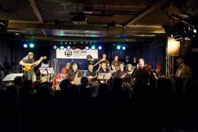 """""""The Real McCoy"""", Big Band der Bergischen Musikschule, Leitung von Martin Zobel"""