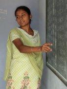 Engagierte Lehrerinnen