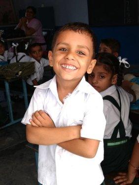 Ein strahlendes Lächeln für alle SpenderInnen!