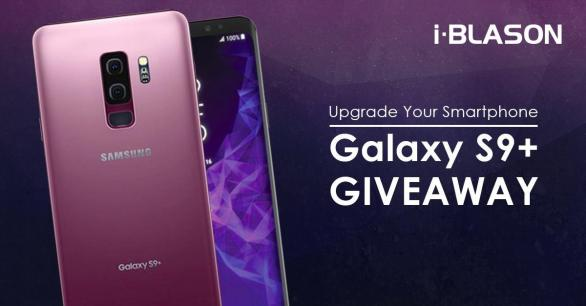 iBlason Upgrade Your Smartphone Giveaway - Enter For Chance To Win