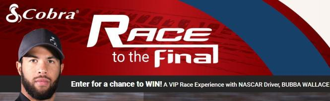 Race To The Final Sweepstakes