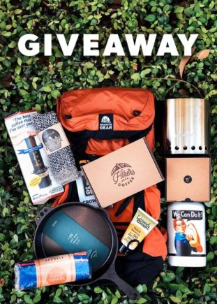 Base Camp Giveaway