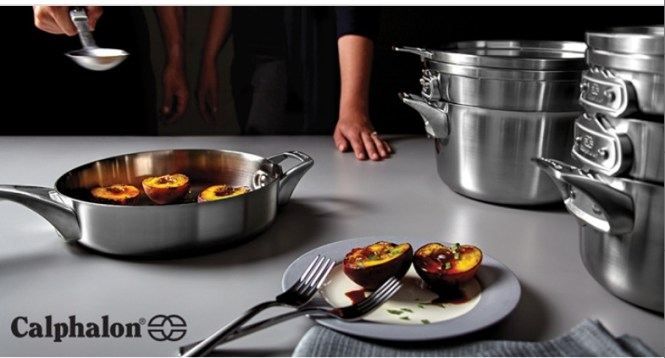 Calphalon Spring Sweepstakes - Win A Calphalon Cookware Set