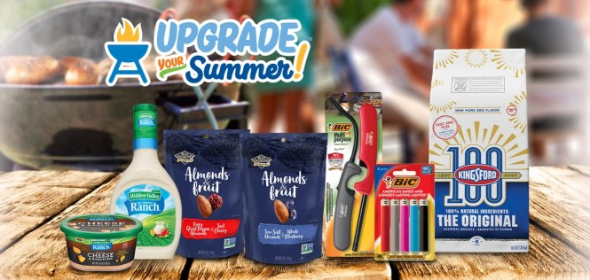 Fuel Partnerships Upgrade Your Summer Sweepstakes