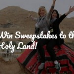 Good Shepherd Travel holy Land Tour Giveaway