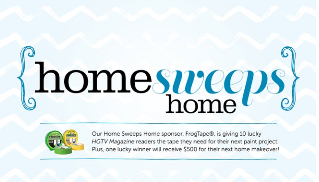 Home Sweeps Home Sweepstakes - Chance To Win $500 Check