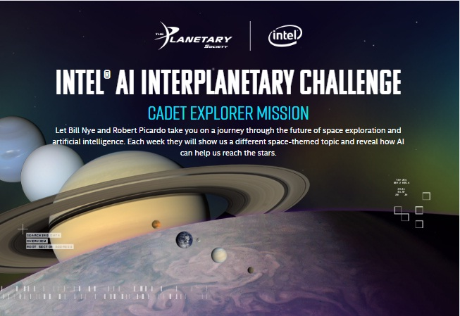 intel gaming access giveaway intel ai interplanetary challenge win gaming notebook 8291