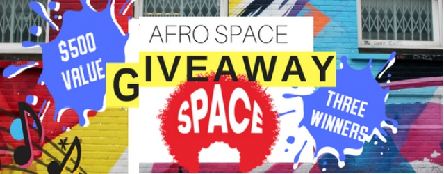 TEE Hunter Afro Space Giveaway - Win $100 Gift Card And 5 Free T-Shirt And Many More