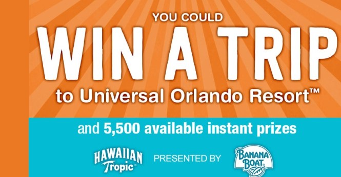 The Sun.Fun.Done. Promotion Sweepstakes - Win A Trip