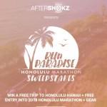 AfterShokz Honolulu Marathon Sweepstakes - Win A Trip To Honolulu, Hawaii