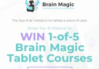 Brain Magic Giveaway