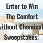 Comfort Without Chemicals Sweepstakes