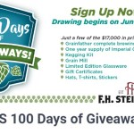 FHS 100 Days Giveaway