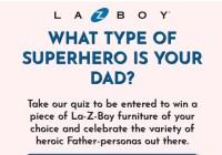 La-Z-Boy Sweepstakes