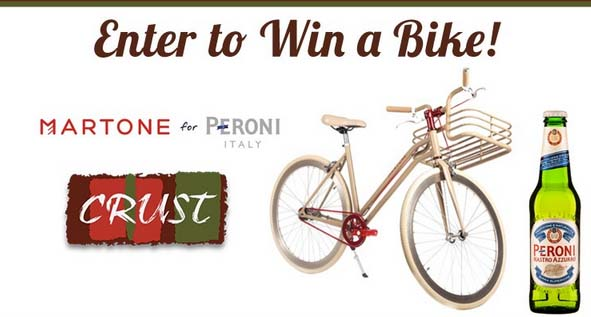 Martone for Peroni National Sweepstakes