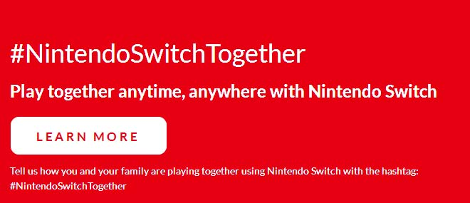 Nintendo Switch Summer of Fun Sweepstakes - Win A Trip To Southwest