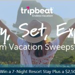 Ready, Set, Explore Dream Vacation Sweepstakes