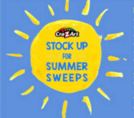 Stock Up for Summer Sweepstakes