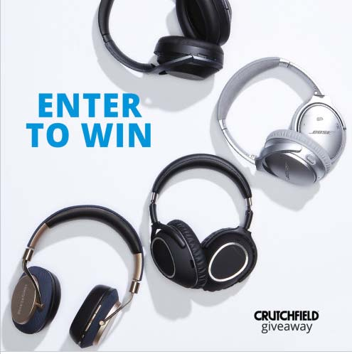 Summer Wireless Headphones Giveaway