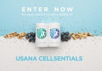 The USANA CellSentials Sweepstakes