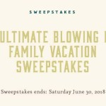The Ultimate Blowing Rock Family Vacation Sweepstakes