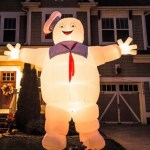 8ft Tall Stay Puft Marshmallow Man Giveaway