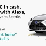 Amazon Alexa Home Smart Home Sweepstakes - Win A Trip To Seattle, WA