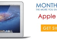 Apple Macbook Air Giveaway