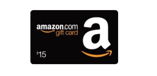 Augustina Van Hoven Amazon Gift Card Giveaway