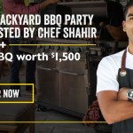 Butterball Broil King BBQ Party Sweepstakes