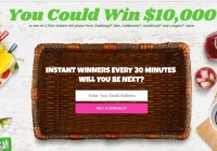 Challenge Real Summer Real Flavor Instant Win Game